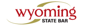 Wyoming Bar logo