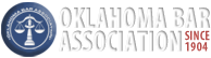 Oklahoma Bar logo